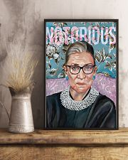 Notorious RBG 11x17 Poster lifestyle-poster-3
