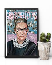 Notorious RBG 11x17 Poster lifestyle-poster-8