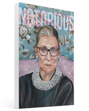 Notorious RBG 16x24 Gallery Wrapped Canvas Prints thumbnail