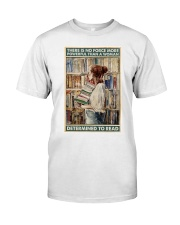 Powerful Queen Of Reading Classic T-Shirt thumbnail