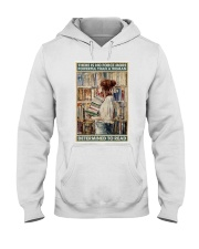 Powerful Queen Of Reading Hooded Sweatshirt thumbnail