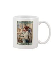 Powerful Queen Of Reading Mug thumbnail