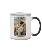Powerful Queen Of Reading Color Changing Mug thumbnail