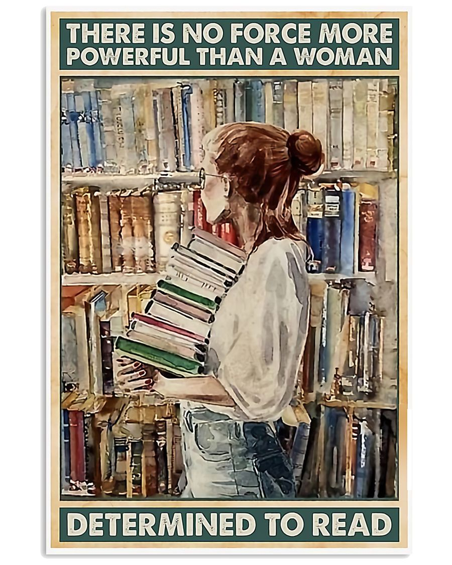 Powerful Queen Of Reading 11x17 Poster