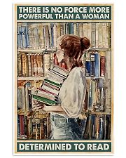 Powerful Queen Of Reading 11x17 Poster front