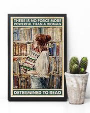 Powerful Queen Of Reading 11x17 Poster lifestyle-poster-8