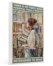 Powerful Queen Of Reading 16x24 Gallery Wrapped Canvas Prints thumbnail