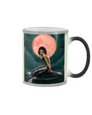 Mermaid At Night Color Changing Mug thumbnail