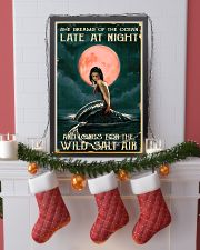 Mermaid At Night 11x17 Poster lifestyle-holiday-poster-4