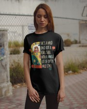She's A Wild Child Classic T-Shirt apparel-classic-tshirt-lifestyle-18