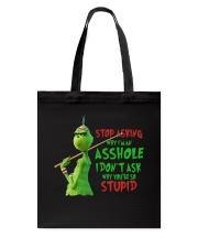 Stop Asking Tote Bag thumbnail