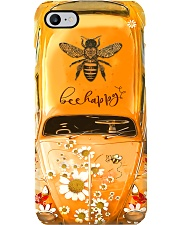 Bee Happy Vw Bug Phone Case i-phone-8-case