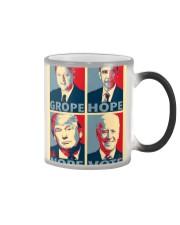 Grope Hope Nope Vote Color Changing Mug thumbnail