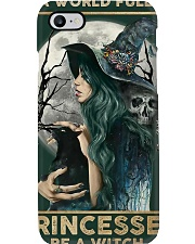 A Witch Not Princess Phone Case thumbnail