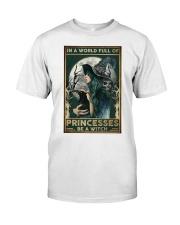 A Witch Not Princess Classic T-Shirt thumbnail