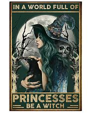 A Witch Not Princess 11x17 Poster front