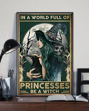 A Witch Not Princess 11x17 Poster lifestyle-poster-2