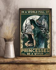 A Witch Not Princess 11x17 Poster lifestyle-poster-3