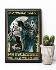A Witch Not Princess 11x17 Poster lifestyle-poster-8