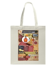 Rum Beginner Guide Tote Bag thumbnail