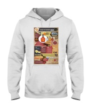 Rum Beginner Guide Hooded Sweatshirt thumbnail