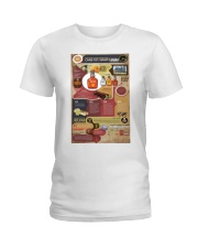Rum Beginner Guide Ladies T-Shirt thumbnail