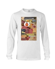 Rum Beginner Guide Long Sleeve Tee thumbnail