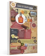 Rum Beginner Guide 16x24 Gallery Wrapped Canvas Prints thumbnail