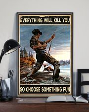 Everything Will Kill You 11x17 Poster lifestyle-poster-2