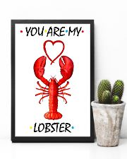 You are my lobster 11x17 Poster lifestyle-poster-8