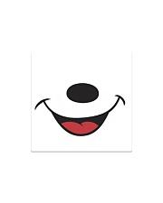 Smiley Mouse Square Magnet thumbnail