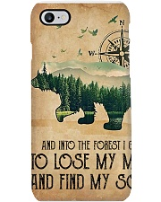 Into The Forest Phone Case tile