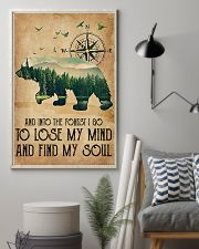 Into The Forest 16x24 Poster lifestyle-poster-1