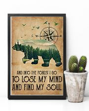 Into The Forest 16x24 Poster lifestyle-poster-8