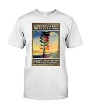 Dragracing Love Classic T-Shirt thumbnail