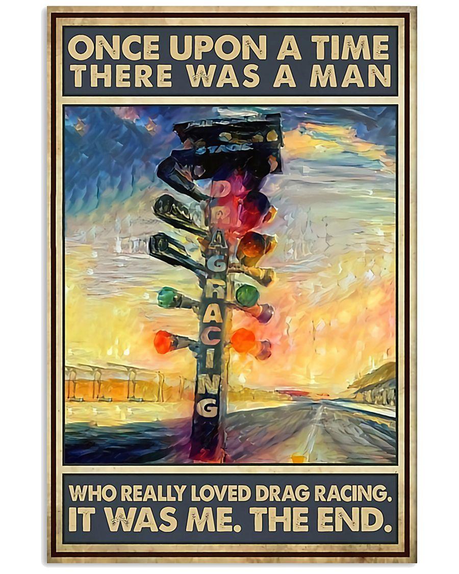 Dragracing Love 11x17 Poster