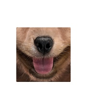 Cute Dog Square Magnet thumbnail