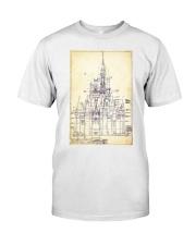 Dreamy Castle Classic T-Shirt thumbnail