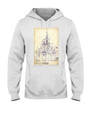 Dreamy Castle Hooded Sweatshirt thumbnail