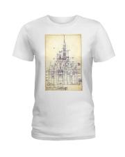 Dreamy Castle Ladies T-Shirt thumbnail