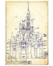 Dreamy Castle 11x17 Poster front