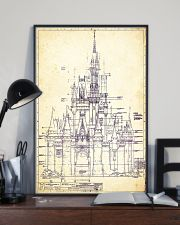 Dreamy Castle 11x17 Poster lifestyle-poster-2
