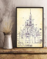 Dreamy Castle 11x17 Poster lifestyle-poster-3