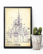 Dreamy Castle 11x17 Poster lifestyle-poster-8