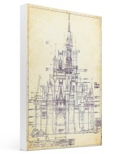 Dreamy Castle 16x24 Gallery Wrapped Canvas Prints thumbnail