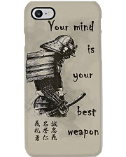 Your Mind Your Weapon Phone Case i-phone-8-case