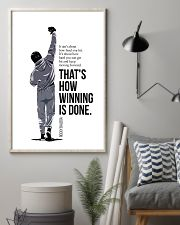 Winning Is Done 16x24 Poster lifestyle-poster-1