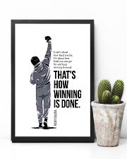 Winning Is Done 16x24 Poster lifestyle-poster-8