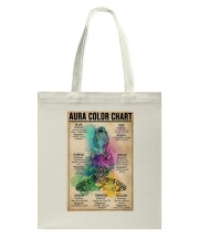 Aura Color Chart Tote Bag thumbnail