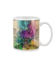 Aura Color Chart Mug tile